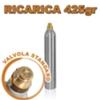 Ricarica 1 Bombola da 425gr. per Gasatore