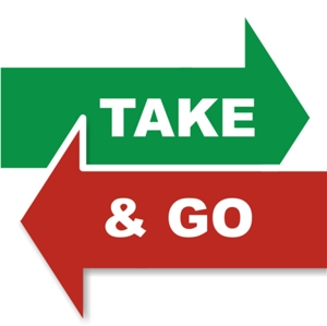 Servizio TAKE & GO per Gasatore