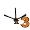 Spazzola Laterale per Aspirapolvere Robot serie A1