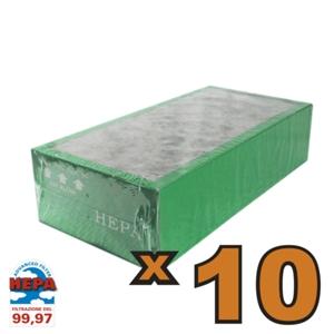 10 Filtri per Purificatore Ionizzatore d'Aria i3