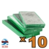 10 Filtri per Purificatore Ionizzatore d'Aria i2