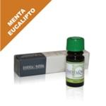 Menta & Eucalipto oli essenziali per aromaterapia