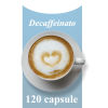Caffè Decaffeinato - 120 capsule - EspressoCap