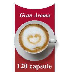 Caffè Gran Aroma - 120 capsule - EspressoCap