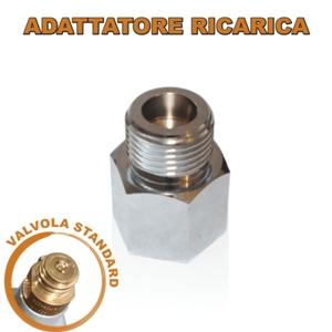 Adattatore Gasatore per Ricarica