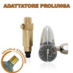 "Adattatore Prolunga per Gasatore (valvola W21,8x1""1/4)"