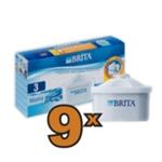 Confezione 9 Filtri BRITA MAXTRA originali