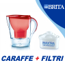 Caraffe + Filtri Brita
