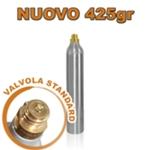 Bombola Nuova Ricaricabile 425gr. per Gasatore