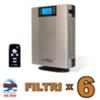 Purificatore d'Aria Ionizzatore Serie i2 con 6 Cambi Filtri