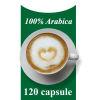 Caffè 100% Arabica - 120 capsule - EspressoCap