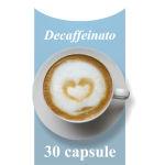 Caffè Decaffeinato - 30 capsule - EspressoCap